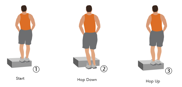 Down Ups Volleyball Conditioning Drill